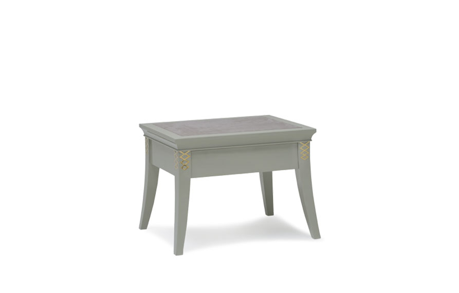 DRY Bedside table Lucchetta Milano