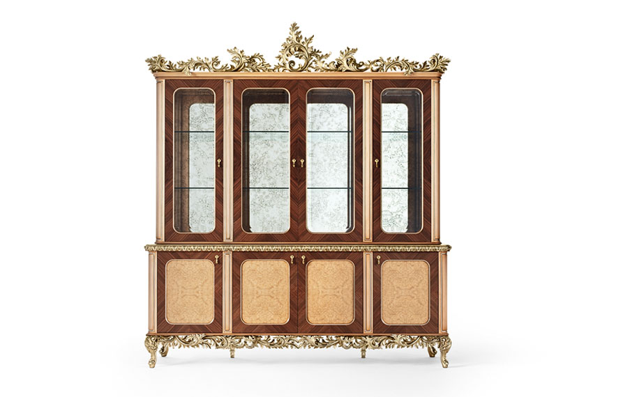 VALENTINO DISPLAY CABINET